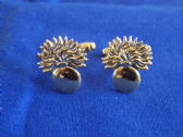 GRENADIER GUARDS ( BOMB / CAP BADGE ) CUFF LINKS